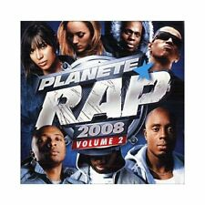 CD NEUF - PLANETE RAP 2008 - VOLUME 2 / Edition CD + DVD - C7