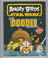 ANGRY BIRDS STAR WARS SUPER DOODLE ACTIVITY ANNUAL BOOK KIDS.