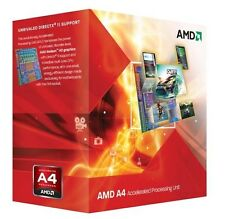 AMD A4 6300-3.7ghz Dual Core Conector FM2 Procesador