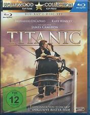 Blu-ray - Titanic ( 2 Discs ) - Leonardo DiCaprio - Kate Winslet - Neu & OVP