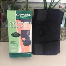 New Adjustable Strap Elastic Sports Support Brace Black Knee Stabilizer Guard JJ