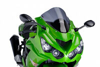 PUIG RACING SCREEN KAWASAKI ZZR1400 06-21 DARK SMOKE