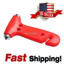 Car Window Seat Safety Auto Emergency Life-saving Hammer Belt Cutter Tool USA