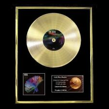 MUSE 2ND LAW CD GOLD DISC FREE P+P!