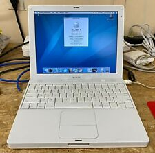 Apple iBook G4 12-inch Mid 2005 1.33GHz (M9846LL/A)