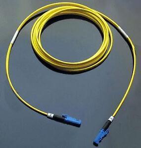1m Simplex 8.3/125µm/2.8mm Single Mode E2000/UPC - E2000/UPC Patch Cord