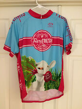 Primal Wear Colorado-Themed Pedal The Plains Cycling Jersey ,Xl,Very good condn.