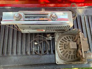 1955 OLDSMOBILE WONDERBAR RADIO 983205 Used Untested Complete Nice!
