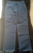 "Alexandra Trendy 100/% Cotton 28/"" Straight Leg Blue Petite Jeans Sizes 8/&10,"
