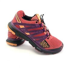 Salomon XR Mission 1 sneakers Women 7 Pink Purple Red running shoes 355483 WSR