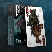 Werewolf Full Moon Playing Cards Fantasy Magic Poker Deck