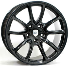 19 inch CORSAIR BLACK WHEELS SET - PORSCHE 911 997 - ITALY - WAS $4K MEGASALE!