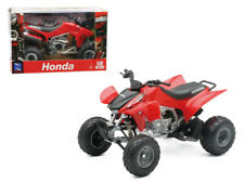 2009 Honda TRX 450R Red ATV Motorcycle 1/12 Diecast by New Ray