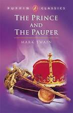 The Prince and the Pauper (Puffin Classics), Twain, Mark, Very Good Book