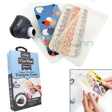KIT The Vue iFrogz per creare personalizzare cover iPhone 5 5s cutter+custodia+2