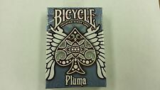 BICYCLE PLUMA PLAYING CARDS SEALED NEW DESIGN FREE SHIPPING