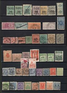 GERMANY    FISCAL  USED   NICE  LOT     40