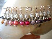 10 Perlenengel Ciondolo Classic Regalo per Ospiti Matrimonio Battesimo Comunione