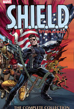 SHIELD by JIM STERANKO: THE COMPLETE COLLECTION TPB Marvel Comics Nick Fury TP