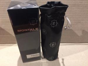 MONTALE Black Musk 3.4 fl.oz 100 ml Unisex EDP Spray * NEW * Cool fragrance *