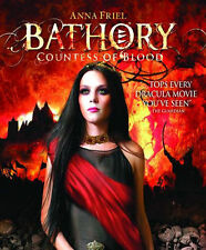 BATHORY: COUNTESS OF BLOOD (Anna Friel) - BLU RAY - Region Free - Sealed
