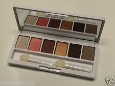 Clinique All About Shadow 6 Shade -AJ Bronze/at Dusk/Black Honey/Limited Edition