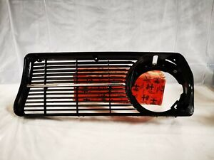 Panel Grill Left Alfa Romeo Alfetta Sedan 1.6 1.8 2 Lights Original