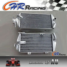 L/R FOR HONDA CRF 250 R 2014-2015 ALUMINUM RADIATOR CRF250R RAD 14 15
