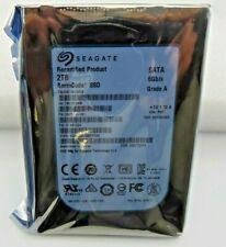 """Seagate BarraCuda 2TB SSD Solid State 2.5"""" SATA ZA2000CM10002 2MF106-881"""