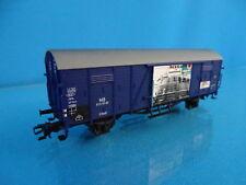 Marklin 48511 Closed Freight Car BLUE Märklin Magazine 2011