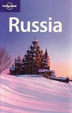 Lonely Planet Russia (Country Travel Guide)-ExLibrary