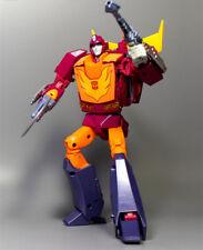 Transformer Masterpiece MP-28 Cybertron Cavalier Hot Rodimus G1 Action Figures