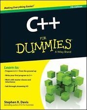 C++ for Dummies® by Stephen R. Davis (2014, Paperback)