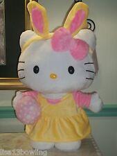 "Sanrio Hello Kitty 20"" Tall Easter Greeter Plush ~ Indoor Decor  NEW!"