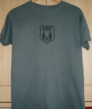 AMERICAN HEAD CHARGE AMC  Classic Shield Logo OFFICIAL T-SHIRT Small Size