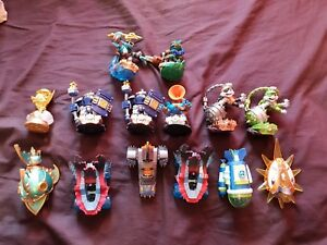 Skylanders Superchargers Figures Activision Make Your Selection