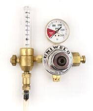 Uniweld Compressed Gas Regulator Rhf 8213 Carbon Dioxide Series