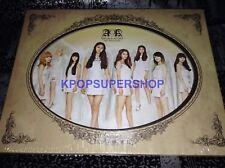 AOA Single Album Vol. 1 - Angels' Story CD 1st Print Photocard NEW Rare OOP