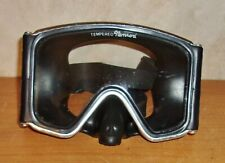 Vintage Scuba Mask - Denia Nemrod - Tri Lens - Made in Spain