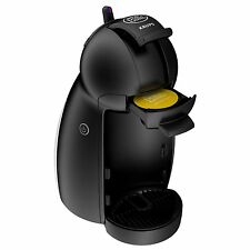 KRUPS KP100040 PICCOLO DOLCE GUSTO CAPSULE COFFEE MACHINE, BLACK (N)