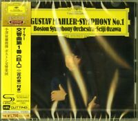 SEIJI OZAWA (CONDUCTOR)-MAHLER: SYMPHONY NO.1 -JAPAN SHM-CD D46