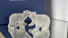 Swarovski  Polar Bär Junge Polar Bear Cubs  OVP TOP