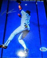 "Jose Canseco SIGNED Texas Rangers 8x10 Photo ""Home Run off Head"" (Beckett COA)"