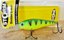 "Storm Smash Shad - 2"" -  Hot Perch, Bass Trout Yellow Belly Flathead Lure"