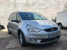 2011 MODEL FORD GALAXY 2.0 LITRE AUTOMATIC IN SILVER (SPARES OR REPAIR)