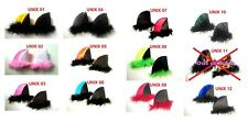 DETACHABLE CAT EARS for Helmet and Head Wear 1 pair /colors to choose