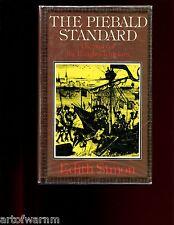 THE PIEBALD STANDARD- Story of the Knights Templars, E Simon  2nd UK   HB/dj