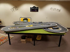 Huge Hornby Sport Slot Car Track & Cars Ninco Slot.it Fly Power Supply Etc. 1/32