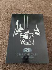 STAR WARS CHRONICLES - THE PREQUELS Hardback Book STEPHEN J SANSWEET