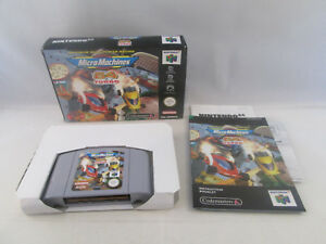 Nintendo 64 N64 - Micro Machines 64 Turbo